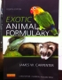 vet book Exotic animal formulary